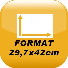 photo magnet 29,7x42cm
