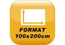 Calamite Foto 100x200cm