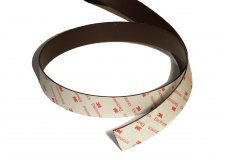 cinta adhesiva magnética de neodimio 30mmx1.5mmx1m
