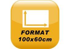 Foto magnética 100x60cm