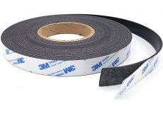 Magnetic tape  0,79in X 0,08in X 10,9yds