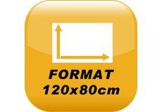 photo magnet 120x80cm