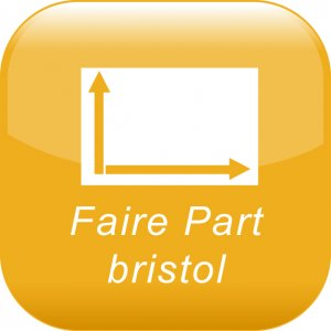 Faire part bristol 350gr