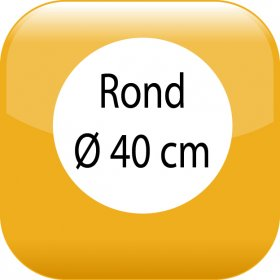 magnet véhicule rond