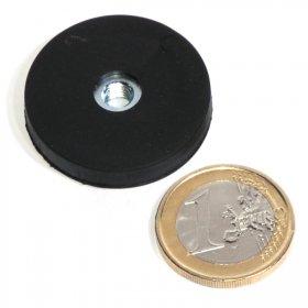 Cono antisdrucciolo con foratura Ø31mm