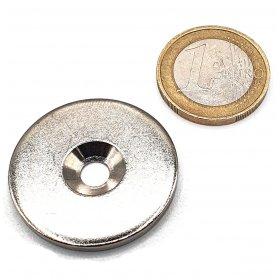 disque en métal