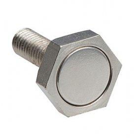 flat bolt magnet