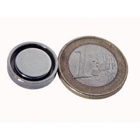 Imanes neodimio Ø16 x 4.5mm