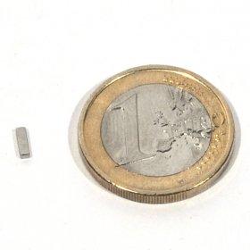 Imanes neodimio bloques 5 x 1.5 x 1 mm