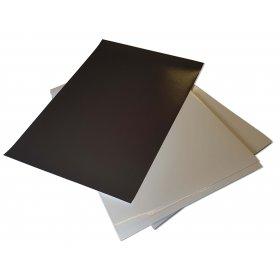 Ink jet magnetic sheet