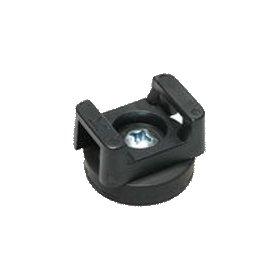 Magnet-Kabeldurchführungen ø22