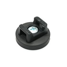 Magnet-Kabeldurchführungen ø31