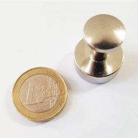 magnet pushpin D20x25mm