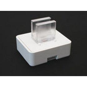 Magnethalter mit Adapter vertikal