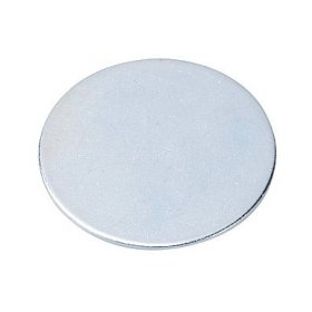 metal disc with foam adhesive Ø40mm
