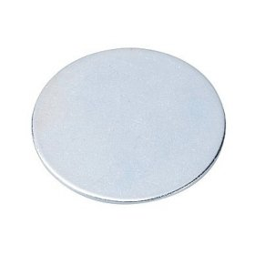 metal disc with foam adhesive Ø60mm