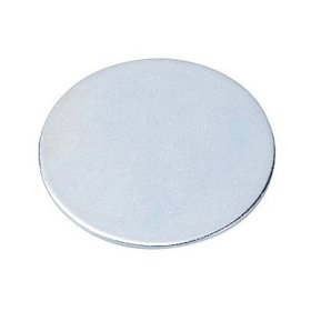 Metallscheibe mit Schaumkleber Ø30mm