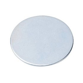 Metallscheibe, selbstklebend mit Schaumstoff Ø20mm