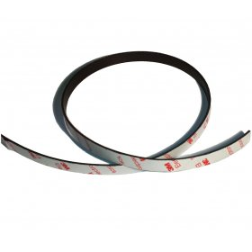 neodymium magnetic tape with adhesive 10mmx1.5mmx1m