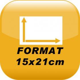 photo magnet 15x21cm