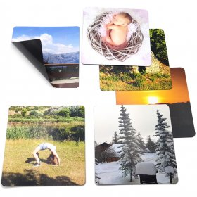 photo magnet 6x6
