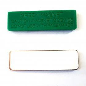 Porte badge magnétique