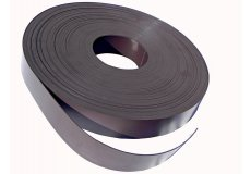 Brown magnetic tape isotropic 1,97in X 0,08in X 54,7yds