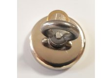 Magnet for fishing Ø60mm with eyelet