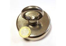 Magnet zum Angeln Ø75mm mit Öse