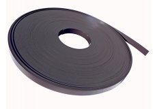 Magnetband braun isotropic 26mm x 2mm x 50 m