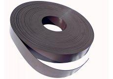Magnetband braun isotropic 40mm x 2mm x 50 m