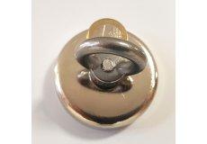 Magnete per pesca Ø60mm con occhiello