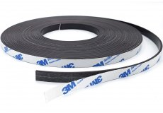 Magnetic tape  0,39in X 0,08in X 10,9yds