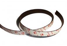 Neodym-Magnetband selbstklebend  20mmx1.5mmx1m