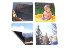 Photo magnet 10x10cl