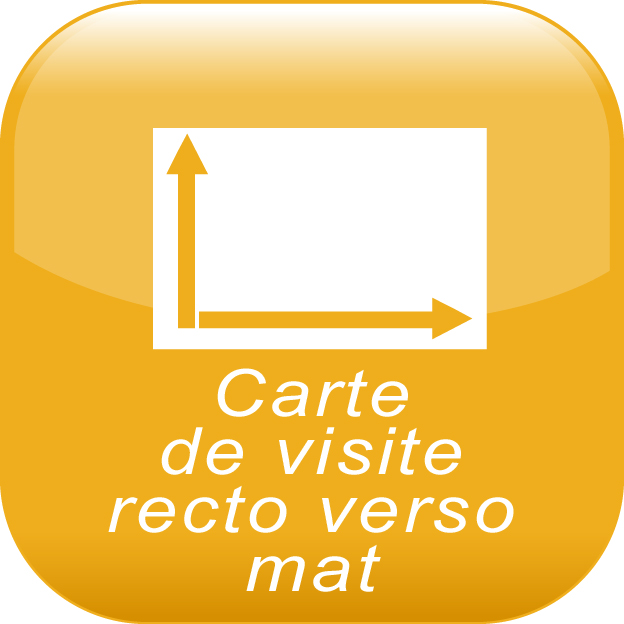 Recto Verso Mat Cartes De Visite 123 Magnet